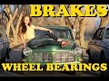 1967 Volvo 122s Amazon Rear Brakes and Wheel Bearings pt 2.  #24