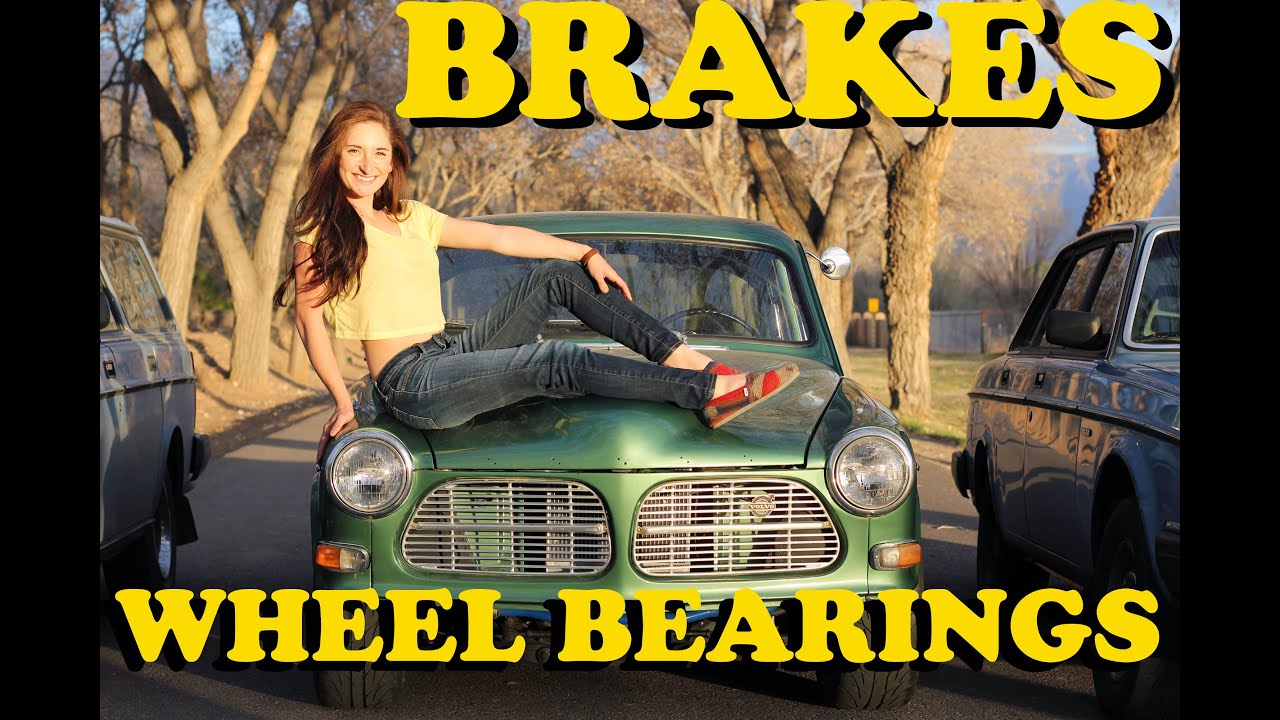 1967 volvo 122s amazon rear brakes and wheel bearings pt 2 24 1967 volvo 122s amazon rear brakes and wheel bearings pt 2 24