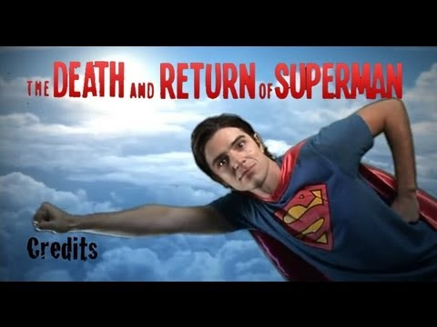 The Death and Return of Superman CREDITS