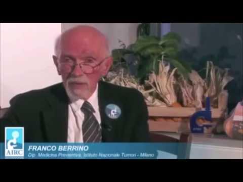 Alimentazione, infiammazione e tumori - Prof. Franco Berrino