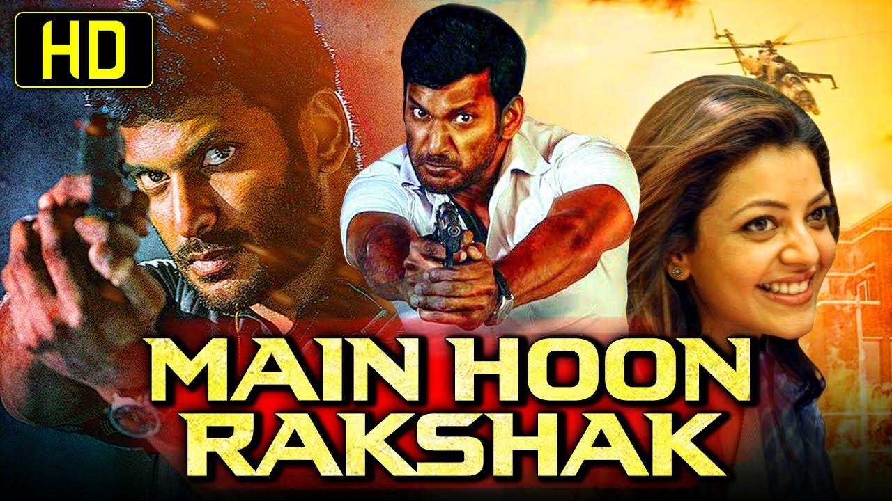 Main Hoon Rakshak (Paayum Puli) Action Hindi Dubbed Full Movie   Vishal, Kajal Aggarwal, Soori