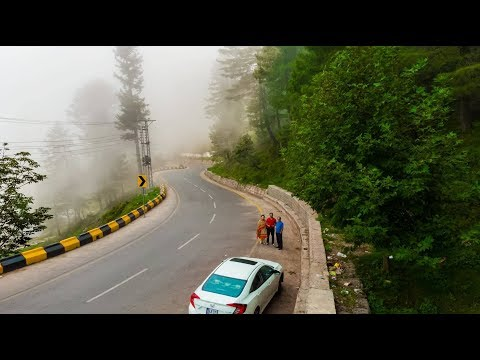 Murree Vlog   After 6 Years With Parent   Fawad Hassan