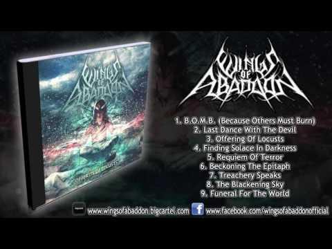 Wings Of Abaddon - Offering Of Locusts (FULL ALBUM STREAM HD)