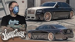 Ryan transforms his Rolls Royce Ghost