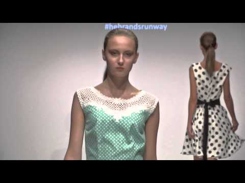 He Brands - MQ Vienna Fashion Week - Runway Show 2015