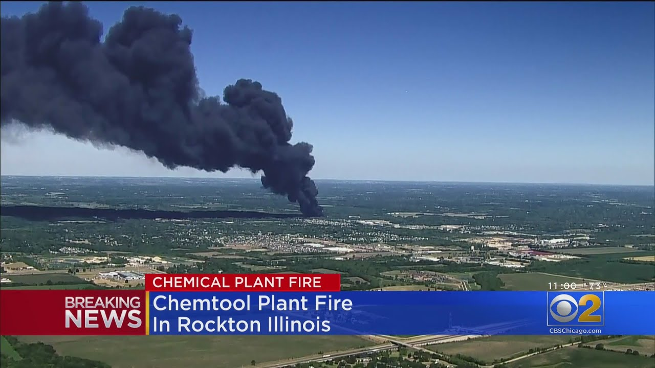 Rockton fire: Authorities issue a mandatory evacuation for those ...