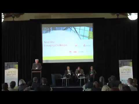 UPE10 Keynote Session 4 - Next City Emerging Challenges