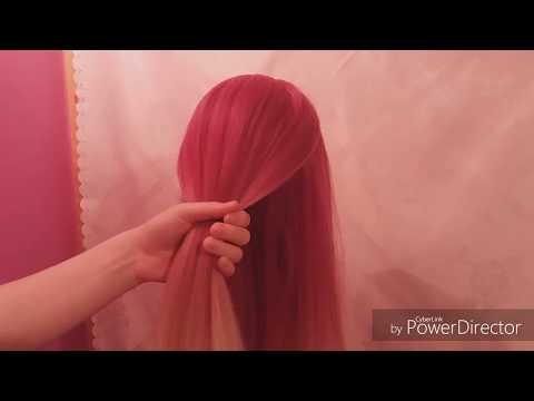 Fryzura Na ślub Z Długich Włosów