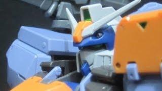 mg duel assault shroud part 2 parts gundam seed gunpla plastic model review
