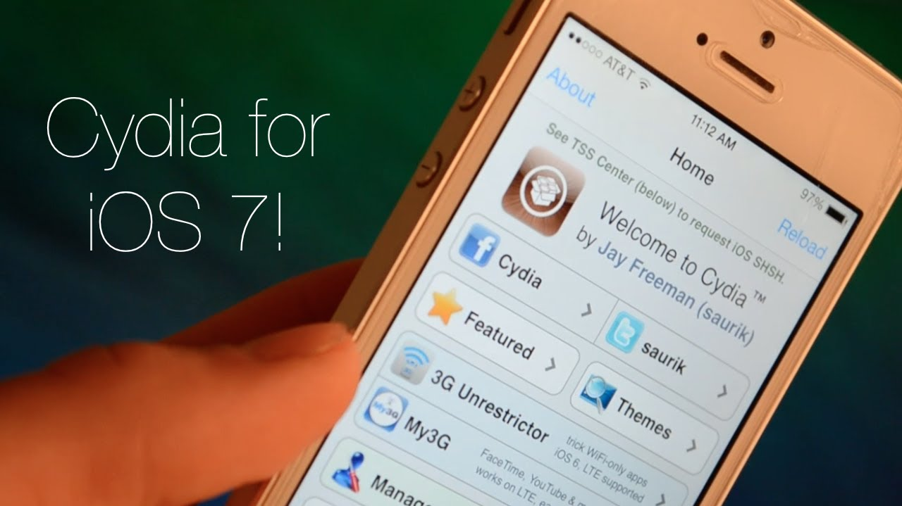 How To Update Cydia For Ios 7 Youtube