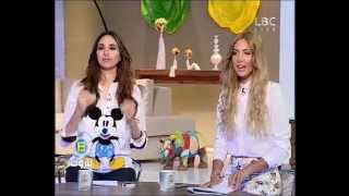 segment news nancy ajram saad lamjarred cherine