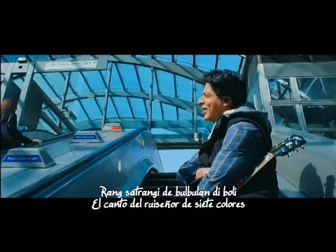 Challa (Full song) | Jab Tak Hai Jaan (español-hindi)