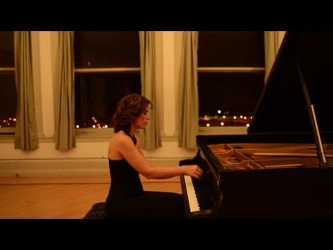 Ani Gogova plays Rachmaninoff Moment Musicaux, Op. 16 No. 5 in D-flat major