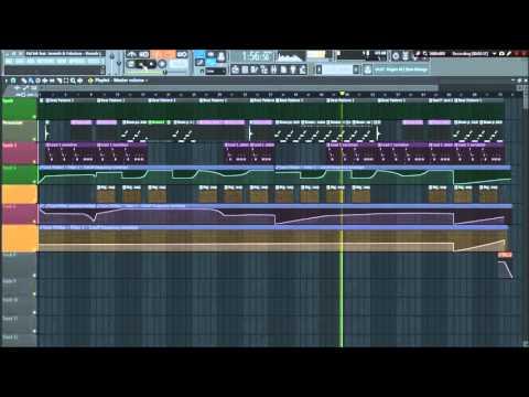 Kid Ink - Rounds (feat. Jeremih & Fabolous) [FL Studio Remake]