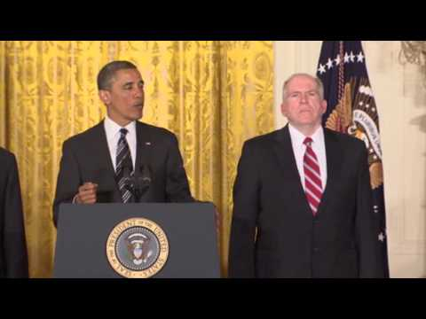 Obama Taps Homeland Security Aide to Head CIA