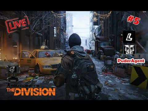 Tom Clancys The Division #5 Robin,Leo,Agent