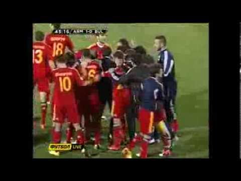 Армения - Болгария 2-1! Все голы Հայաստան