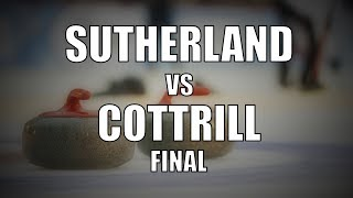 2019 ONT Mixed Doubles Champs FINAL - Sutherland vs Cottrill