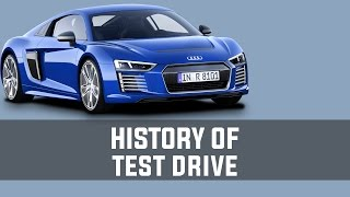 History of Test Drive (1987-2012)