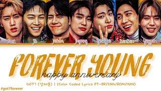 GOT7 (갓세븐) – 'Forever Young' | Legendado/Tradução PT…
