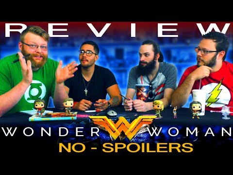 """Wonder Woman"" Non-Spoiler MOVIE REVIEW!!"