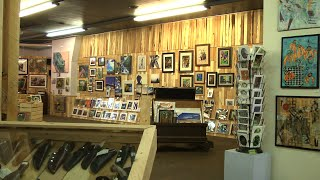 With over 60 local artists, the Au Sable Artisan Village provides a...