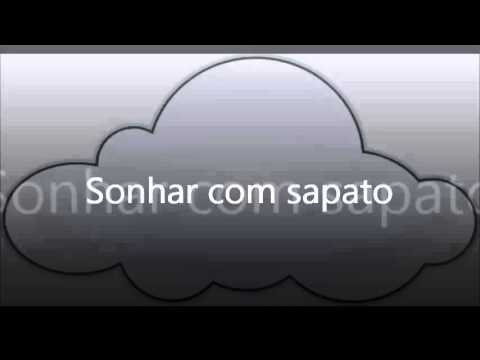 4bca1a7f96ad7 Sonhar com sapato - YouTube