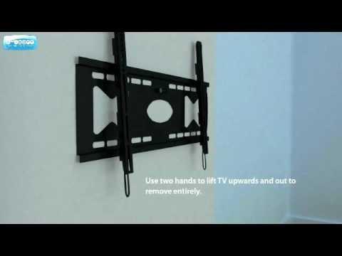 8-piece TV Wall Mount Kit by Atlantic - 8-piece TV Wall Mount Kit By Atlantic - YouTube