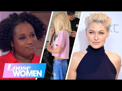 The Panel Praise Emma Willis' Support For Her Son's Choice To Wear Pink Clothes | Loose Women