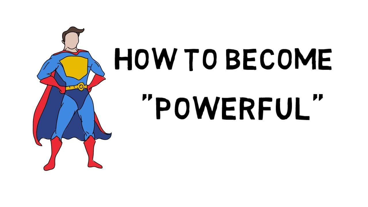 HOW TO BE POWERFUL(ENGLISH) - 48 LAWS OF POWER BY ROBERT GREENE