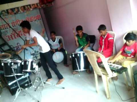 Jay malhar on drum