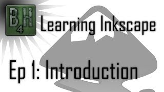 Learning Inkscape Episode 1: Introduction