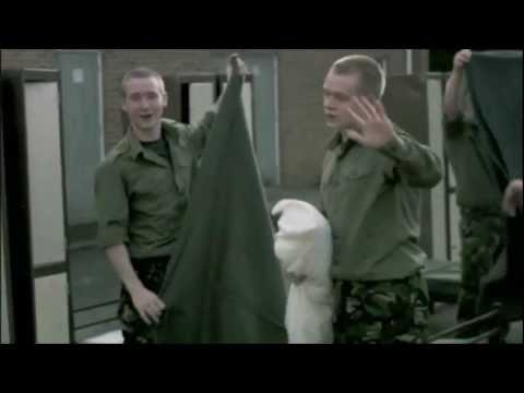 Alfie Allen in the military