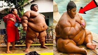 दुनिया का सबसे मोटा बच्चा, इसका वजन जानकर आपके गिर पड़ेंगे || WORLD