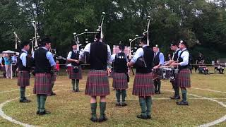 Greater Richmond Pipes & Drums - Grade 3