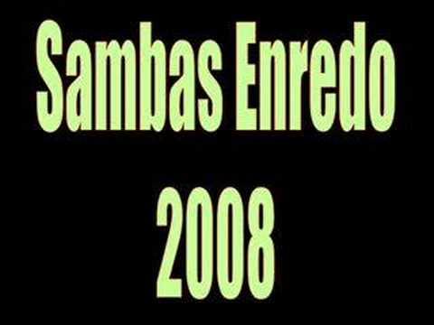 ENREDO 2008 BAIXAR SAMBAS