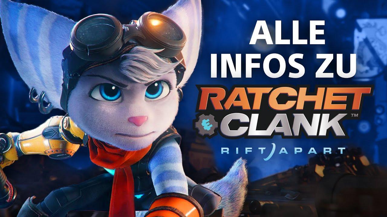 Ratchet, Rivet, Rifts und Clank: Alles zu Rift Apart