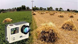 My New EKEN H8R 4K WiFi Action Camera Quick Unbox + Video Sample@1080p