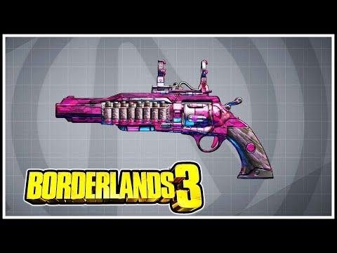 Maggie Borderlands 3 Legendary Showcase