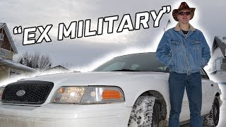Sh*t Crown Victoria Owners Say!