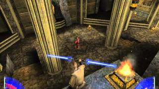 видео Прохождение Star Wars: Jedi Knight - Jedi Academy