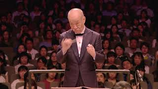 Joe Hisaishi y la New Japan Philharmonic World Dream Orchestra Inte...