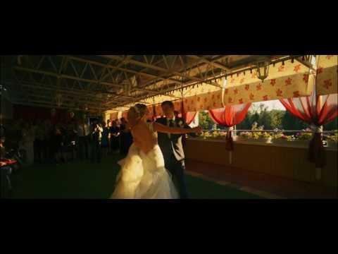 ❁Наша сказка..♚♛  Танец молодых ❤ Наш свадебный танец!!!
