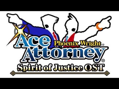 Klavier Gavin ~ Guilty Love - Ace Attorney 6: Spirit Of Justice OST