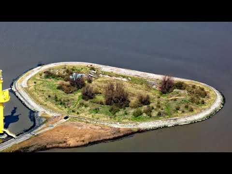 Nordenham: Watt Insel Langlütjen