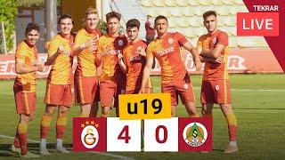 📺 🔴 Galatasaray U19-Alanyaspor U19