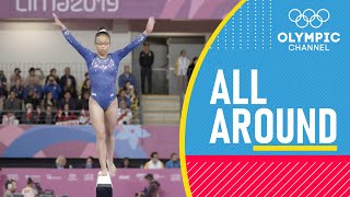 No Summer Break for Olympic aspiring Gymnasts   All Around   Ep. 2