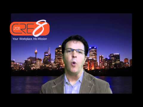 Sean Morris - Cre8 For Church Leaders