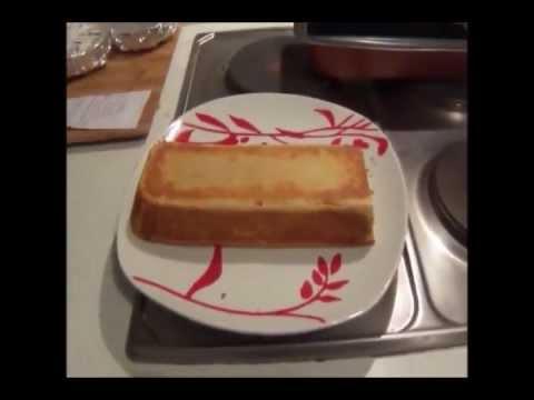 Recette gateau facon pain perdu