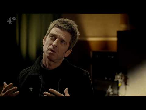 Noel Gallagher The Great Songwriters (Subtítulos en Español)